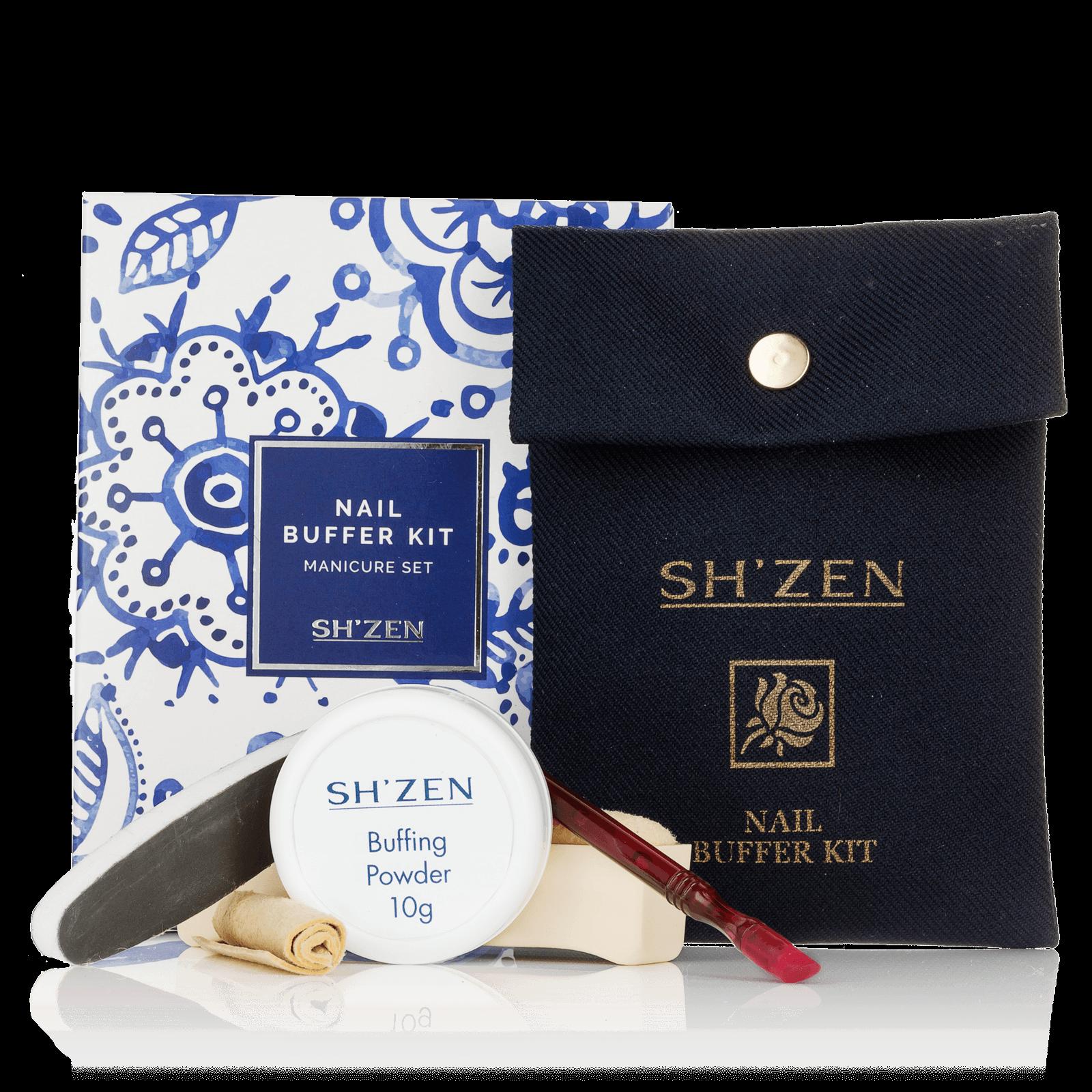 Sh\'Zen   Nail Buffer Kit
